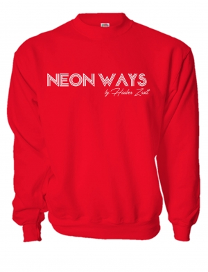LADIES SWEATSHIRT NEON WAYS