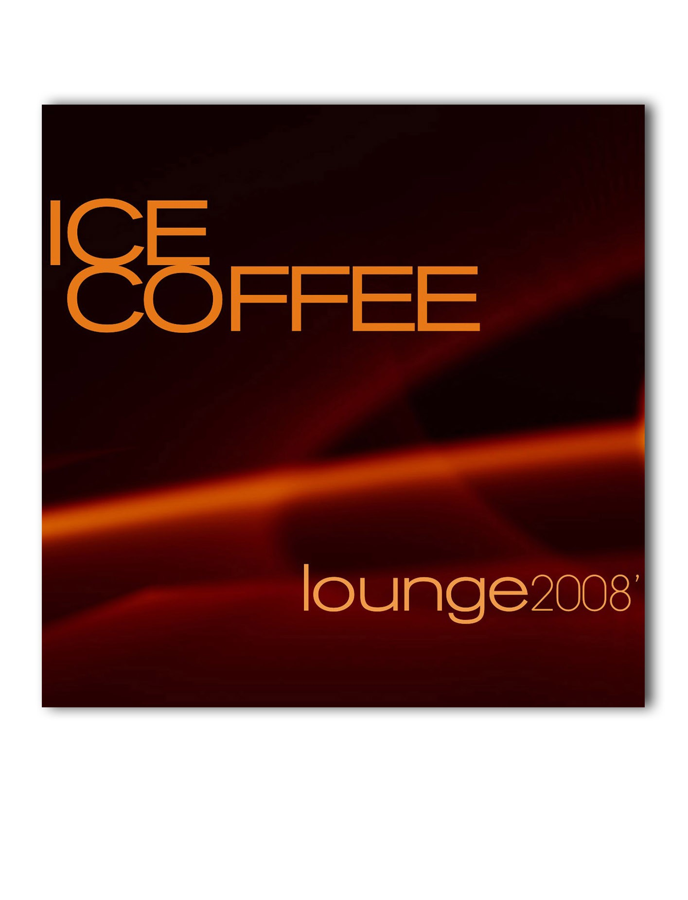 ICE COFFEE LOUNGE 2008 / CD