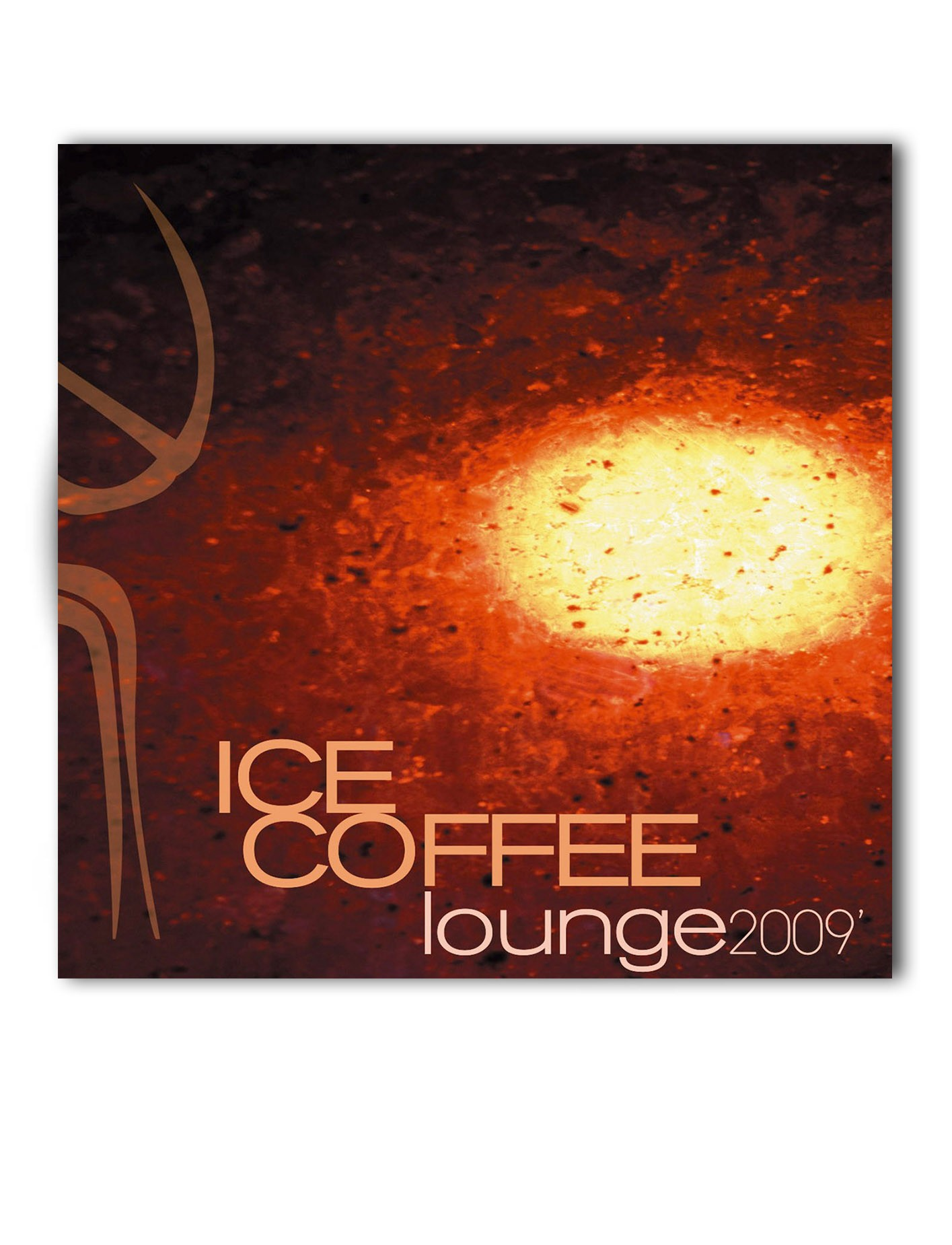 ICE COFFEE LOUNGE 2009 / CD