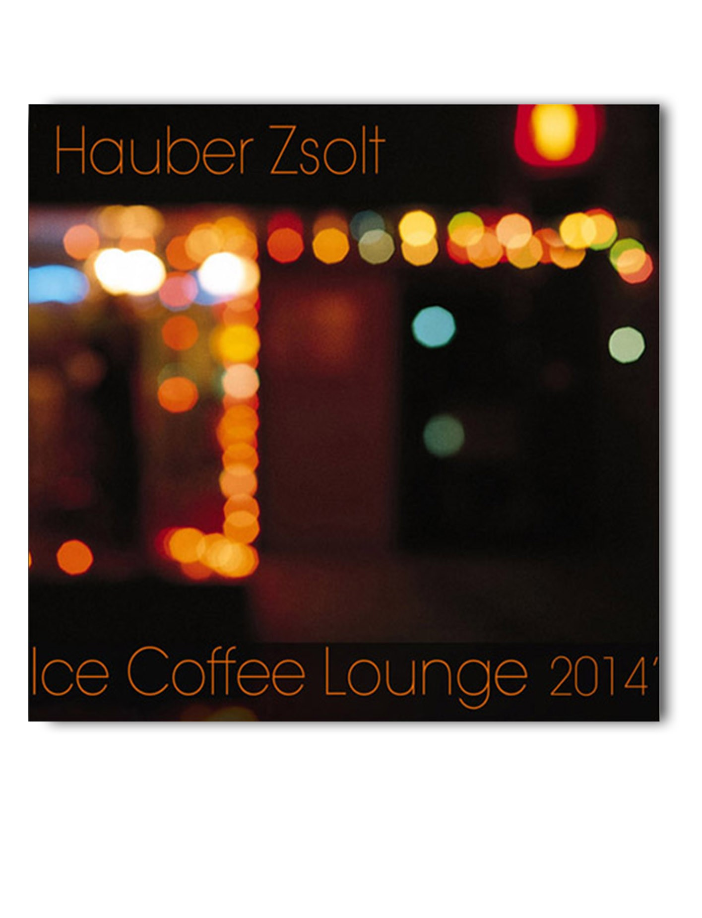 ICE COFFEE LOUNGE 2014 / CD