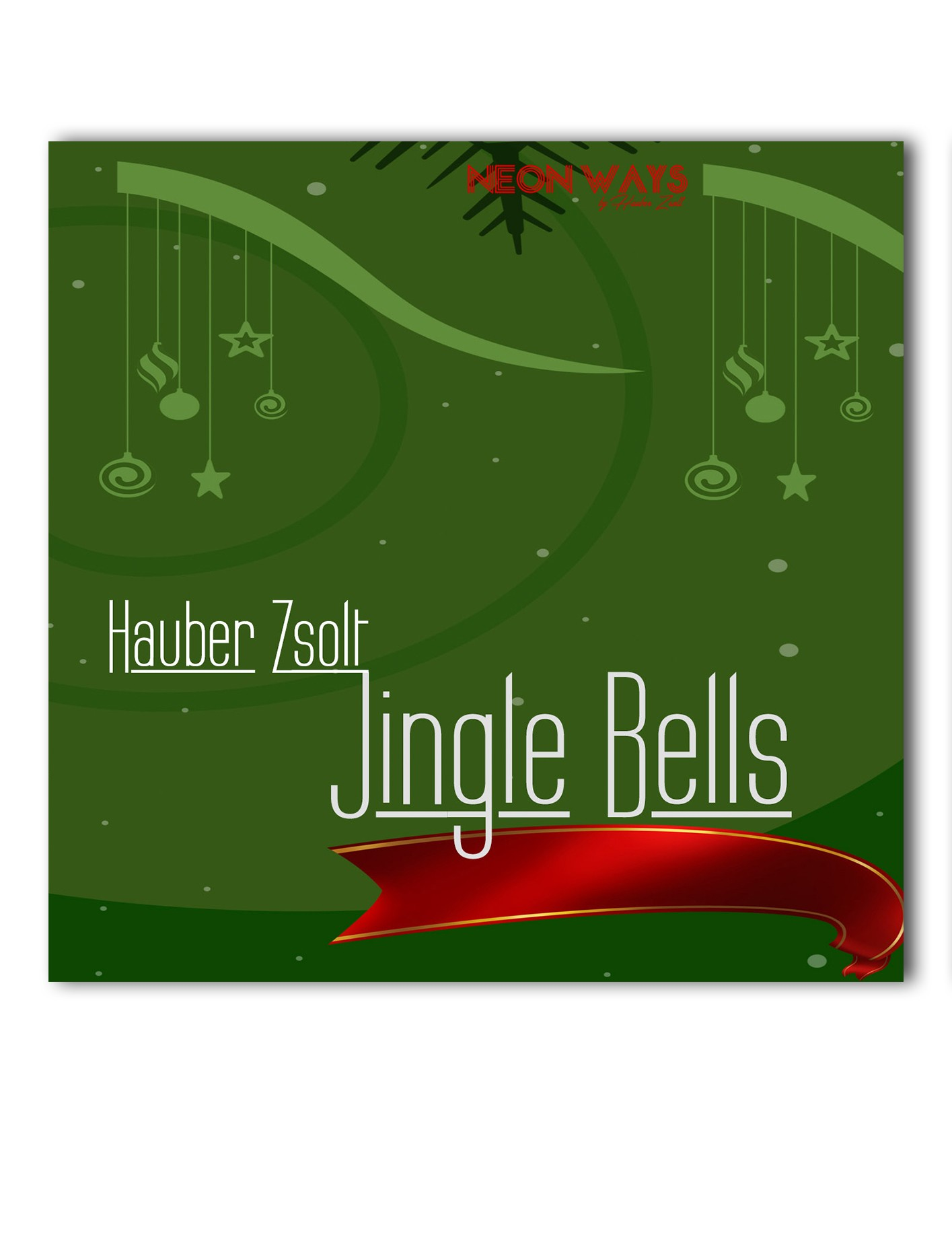 HAUBER ZSOLT JINGLE BELLS / CD
